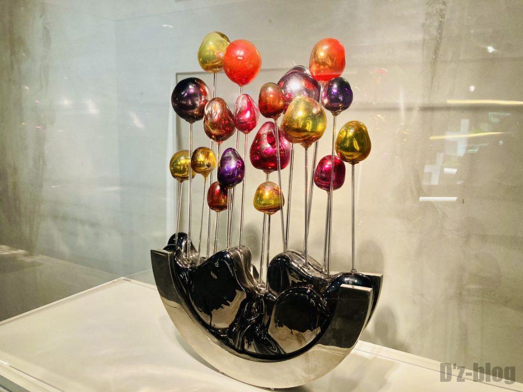 上海琉璃芸術博物館芸術作品