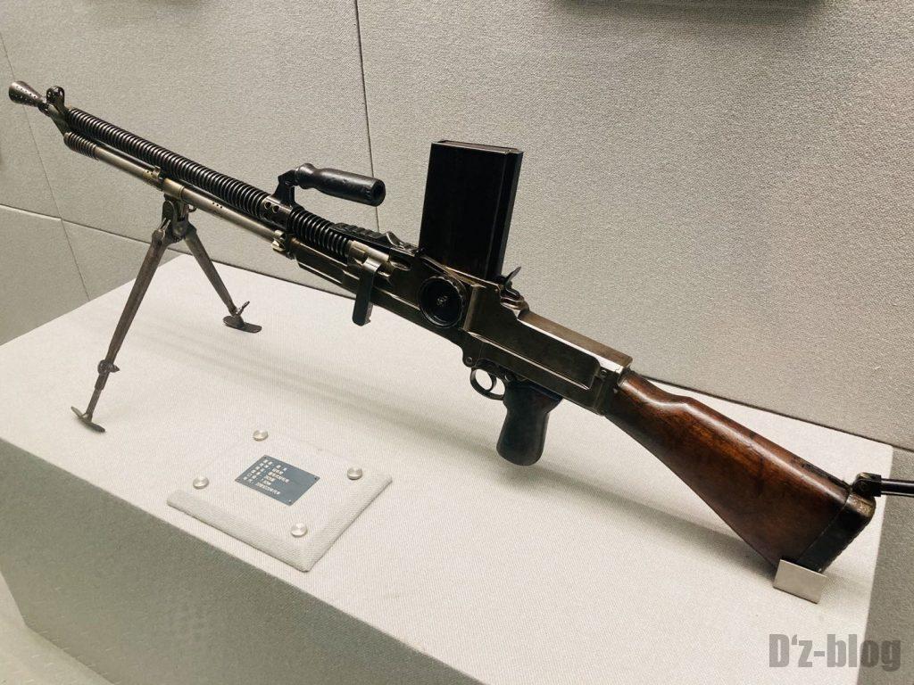 上海公安博物館 銃