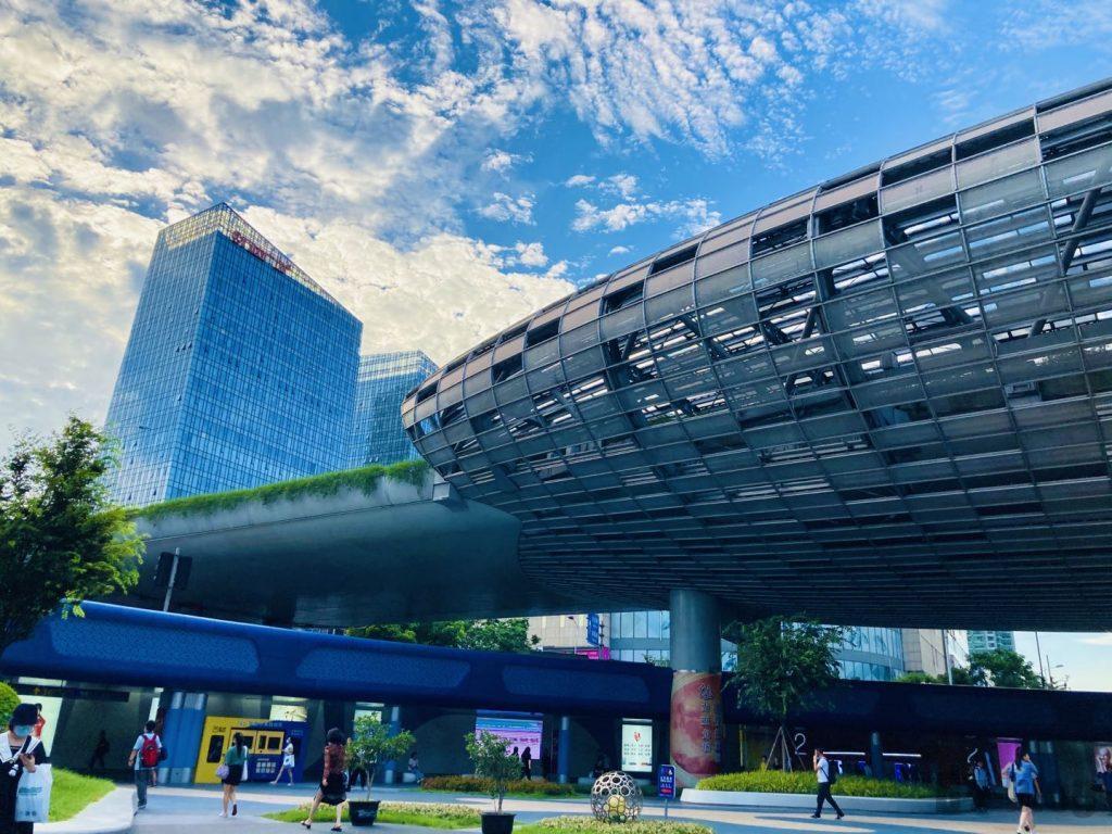 上海五角城駅