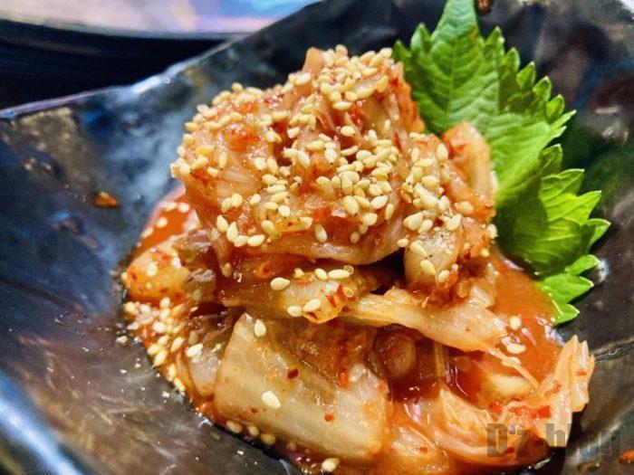 上海焼肉居酒屋 白菜キムチ