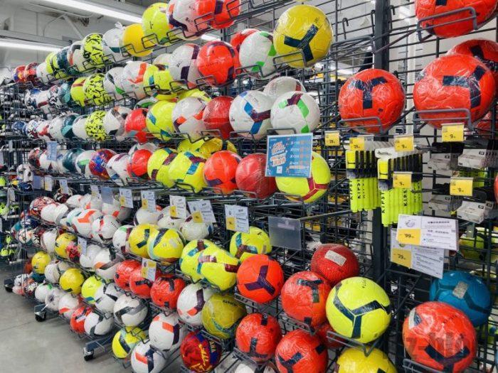 上海DECATHLON  サッカーボール