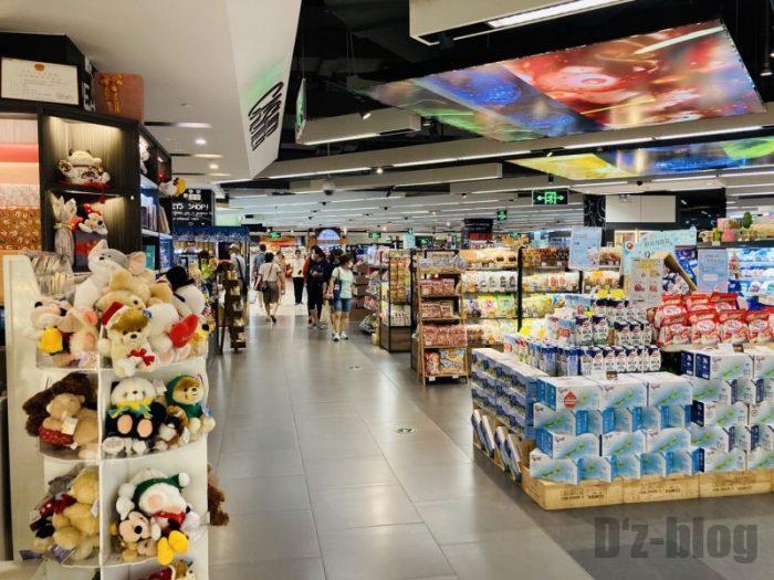 上海新世界大丸百貨店 Ole食品