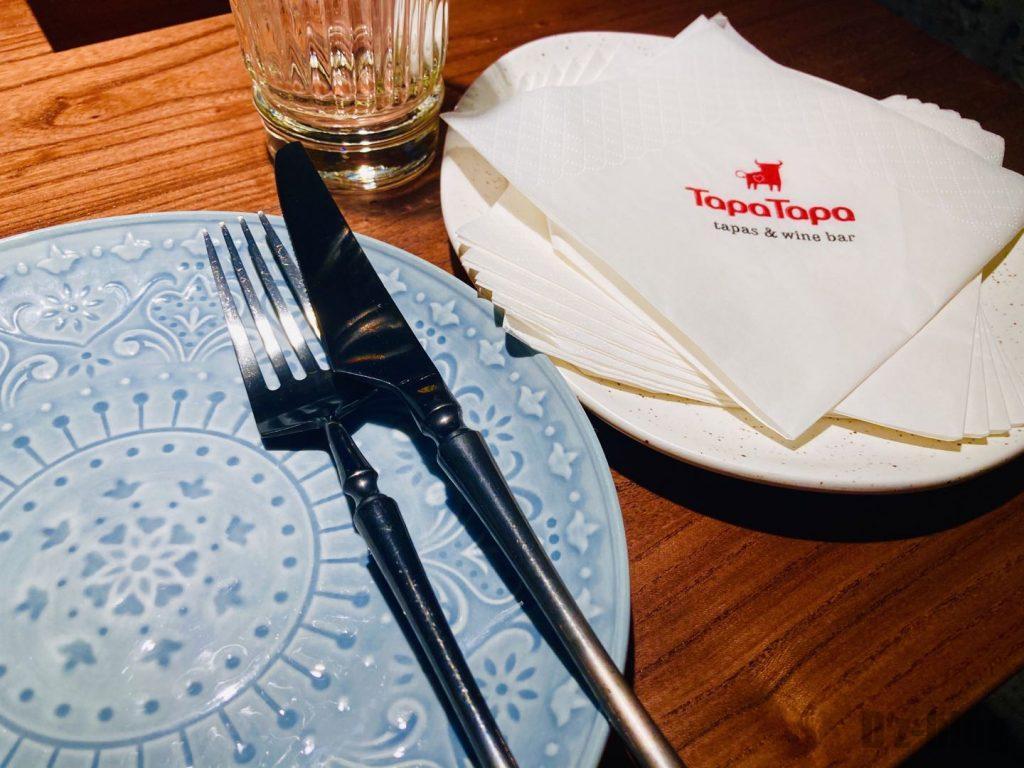 上海TapaTapa テーブルセット