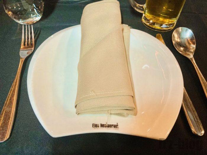 上海EFES TURKISH  テーブルセット