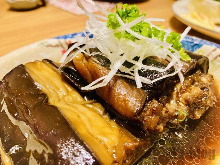 上海彩羽 なずの煮つけ