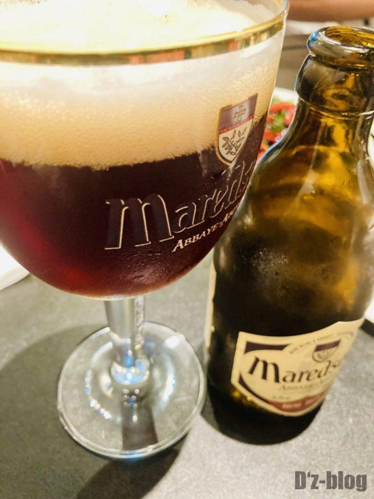 上海南蛮子 ベルギービール8号