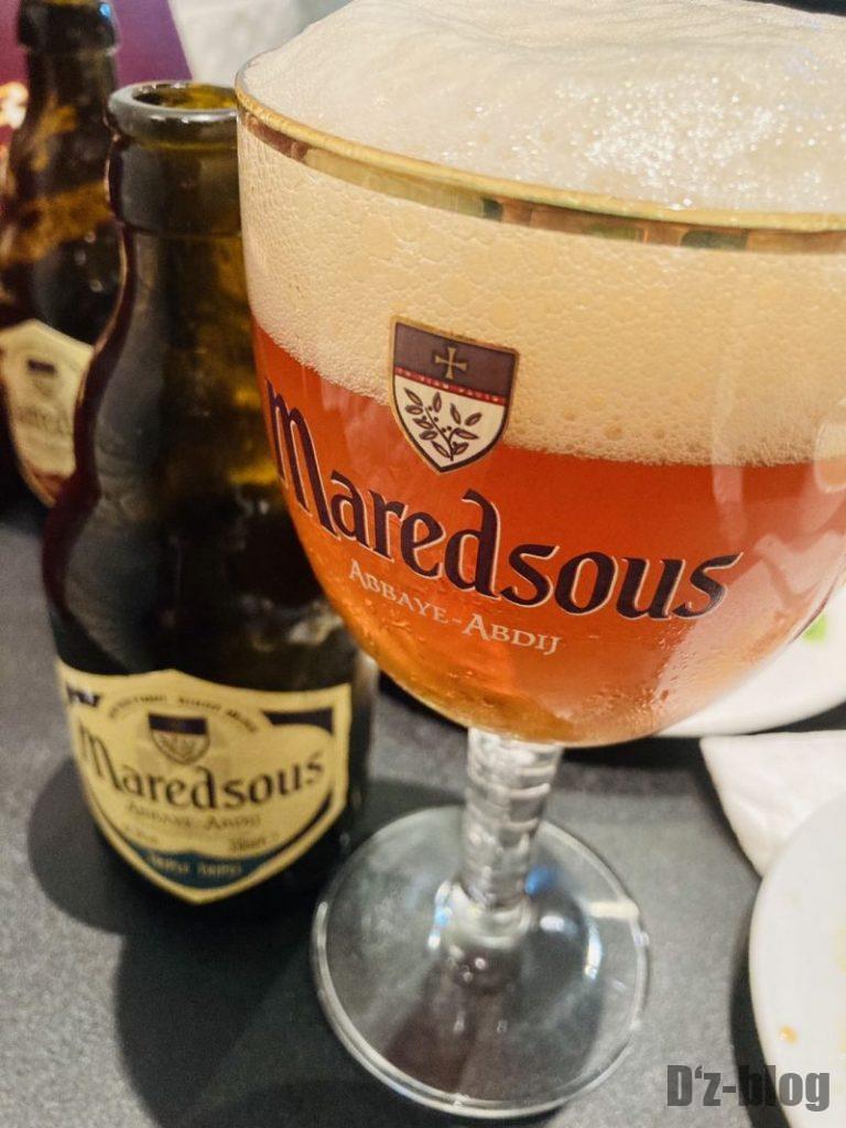 上海南蛮子 ベルギービール10号
