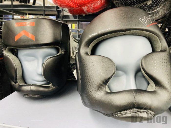 上海DECATHLON ボクシング用マスク
