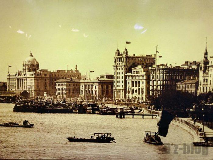 上海城市歴史発展陳列館 写真