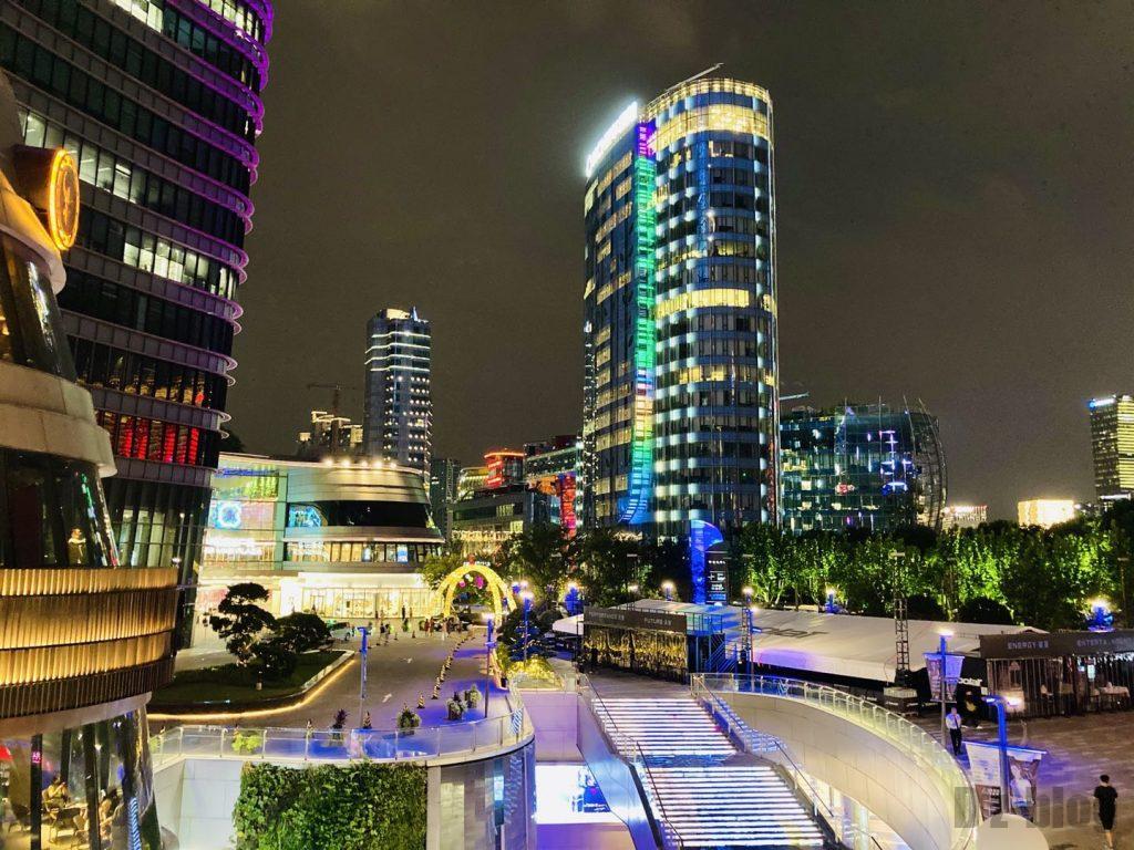 上海TapaTapa 夜景