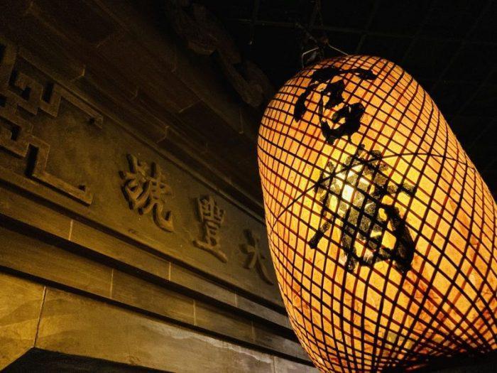 上海城市歴史発展陳列館 提灯