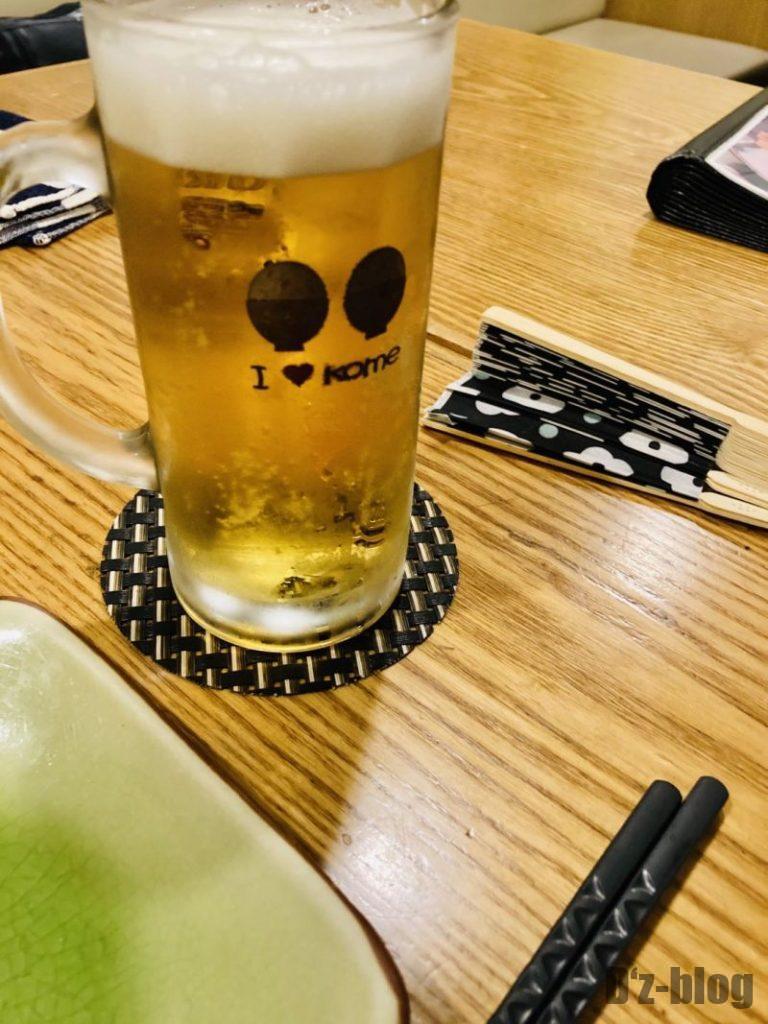 上海tetote ビール