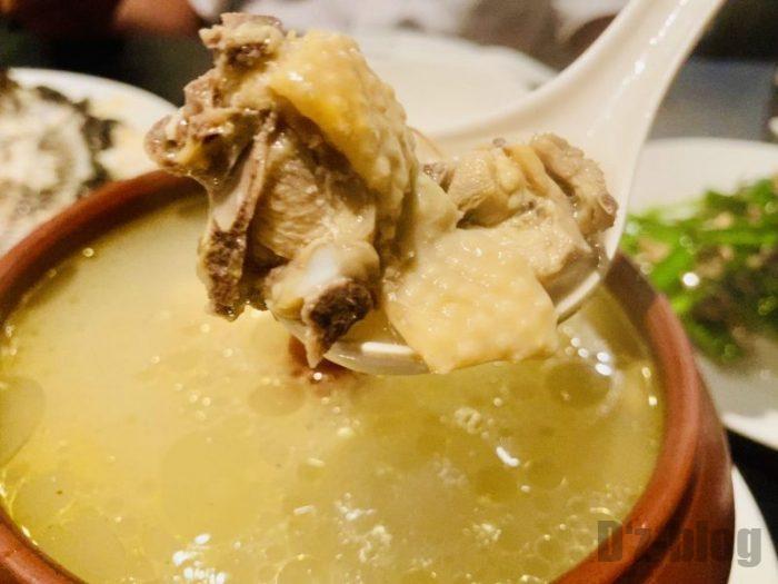 上海南蛮子 汽锅鸡