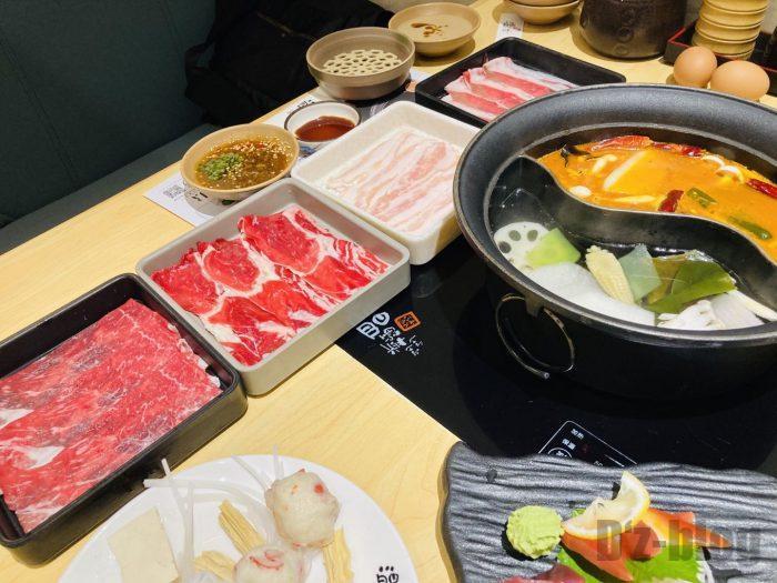 上海しゃぶしゃぶ温野菜 料理