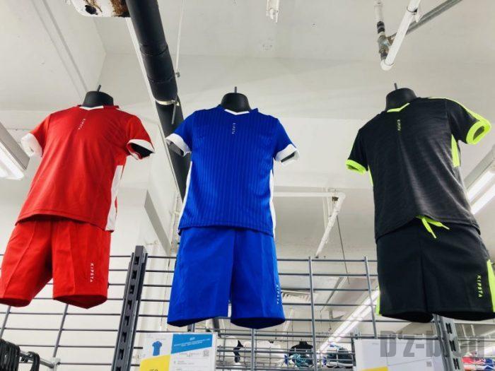 上海DECATHLON サッカー服