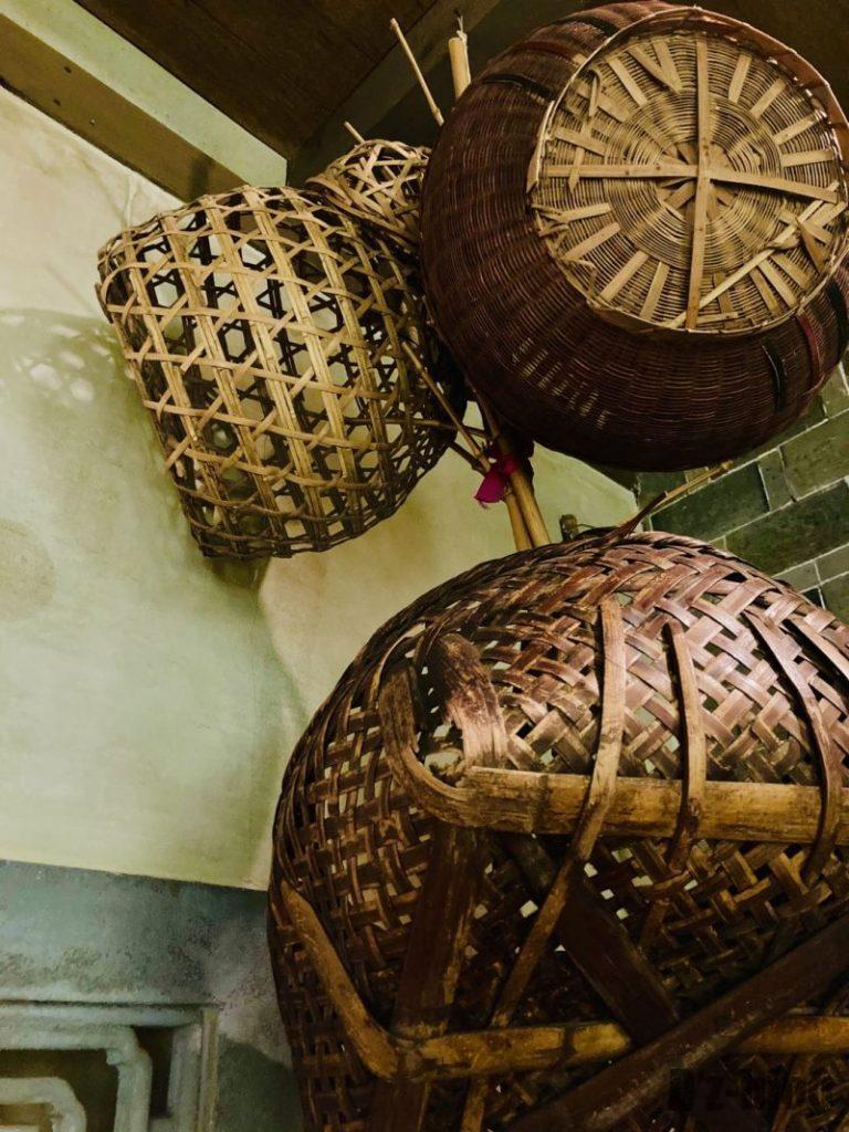 上海城市歴史発展陳列館 籠