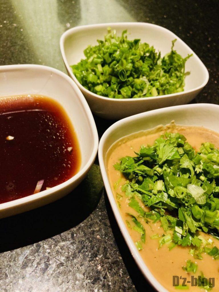 上海捞王 調味料
