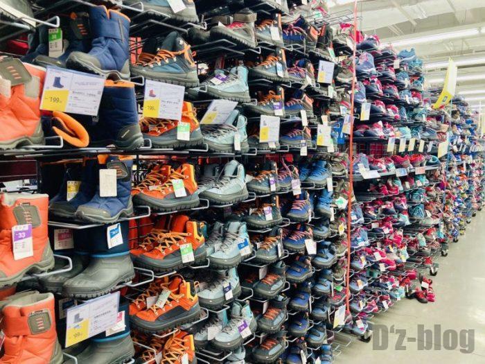 上海DECATHLON  登山用靴