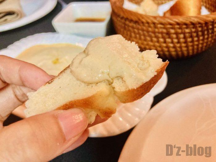 上海EFES TURKISH パン