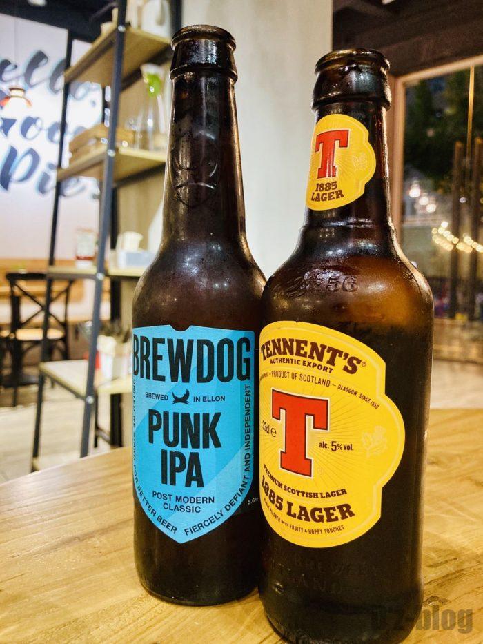 上海PIE SOCIETY  ギリシャビール