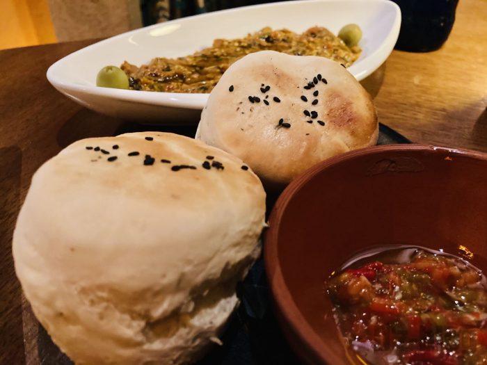 上海Tajine Moroccanモロッコパン