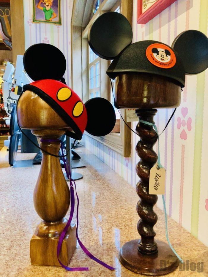 上海ディズニーランドミッキー帽子
