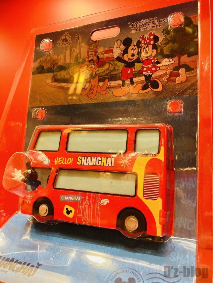 上海ディズニーランド土産屋上海限定ミッキー観光バスおもちゃ