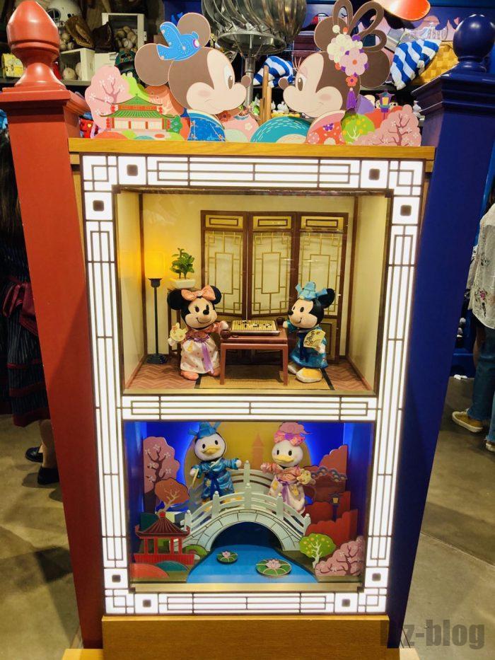 上海ディズニーランド土産屋月餅