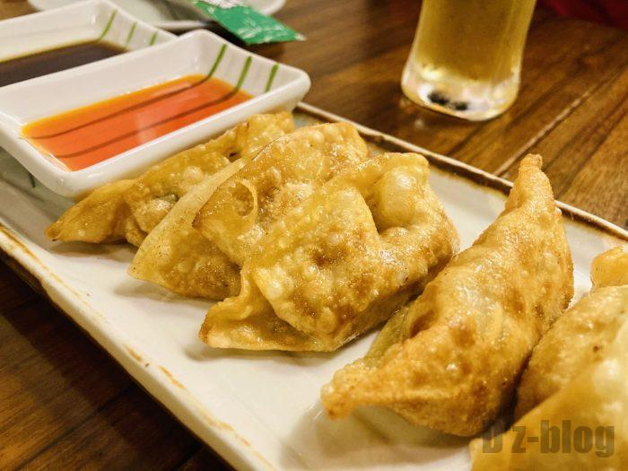 上海北海道料理ふるさと揚げぎょうざ