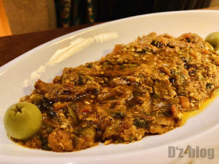 上海Tajine Moroccan摩洛哥茄子泥沙拉