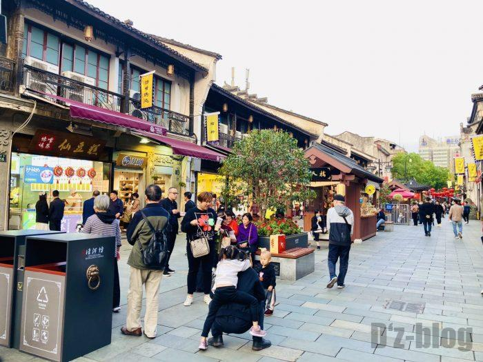 杭州清河坊風景⑦