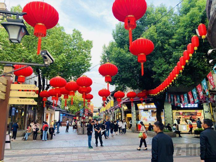 杭州清河坊風景⑪