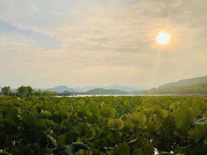 杭州西湖①