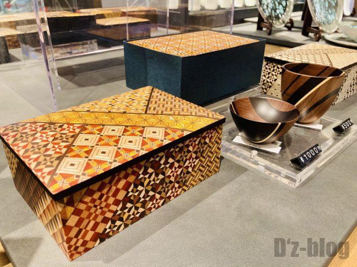 杭州TSUTAYA書店地下一階フロア木製食器