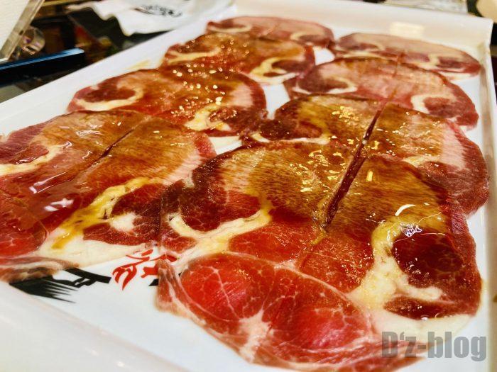 上海杨记齐齐哈尔烤肉.牛タン