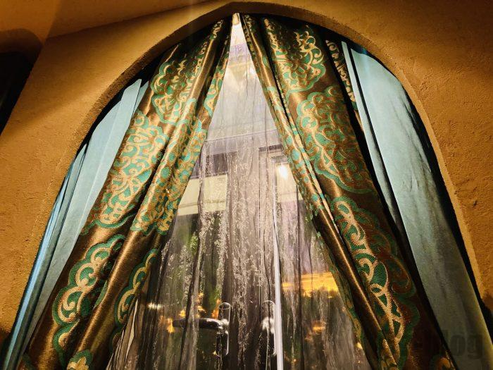 上海Tajine Moroccan窓
