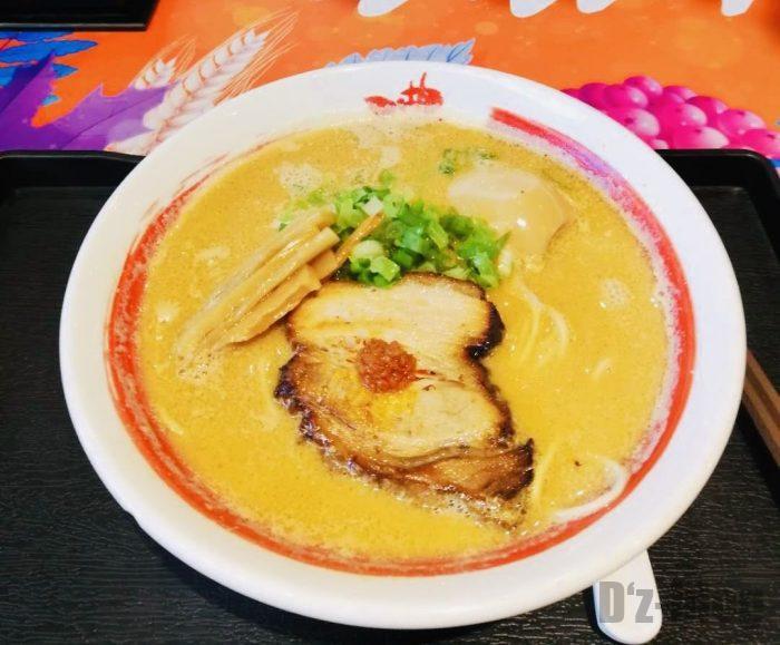 上海霸嗎拉麺.霸吗味玉