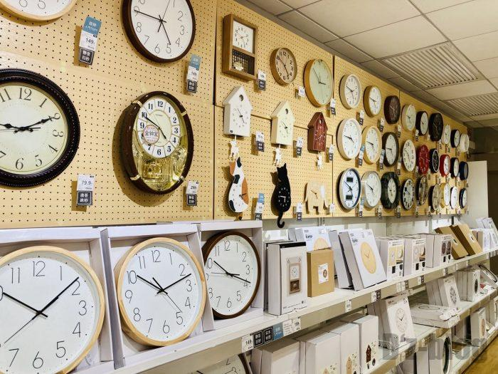 上海ニトリ時計