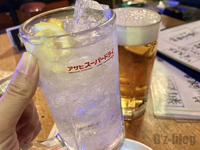 上海大衆居酒屋とんとんお酒