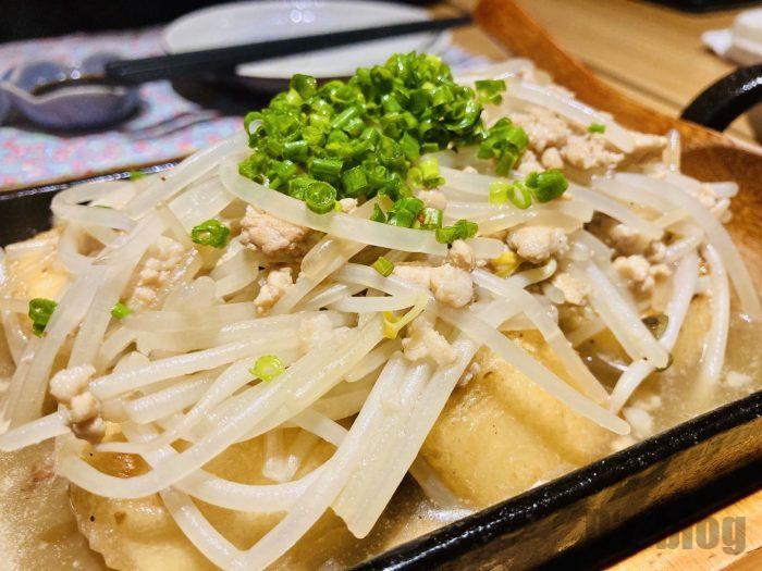 上海彩羽もやし豆腐