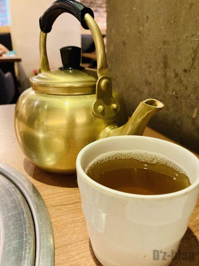 上海山茶花お茶