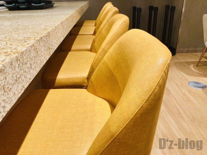 上海森ビル地下二階テーブル席⑫