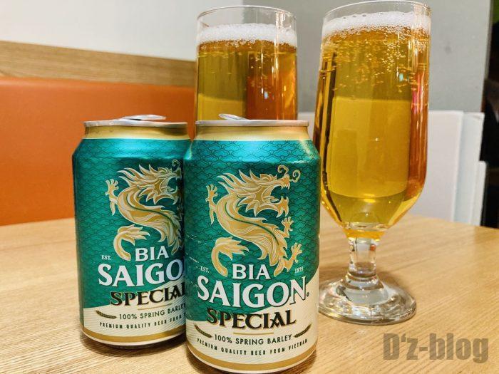 上海越糅ベトナムビール