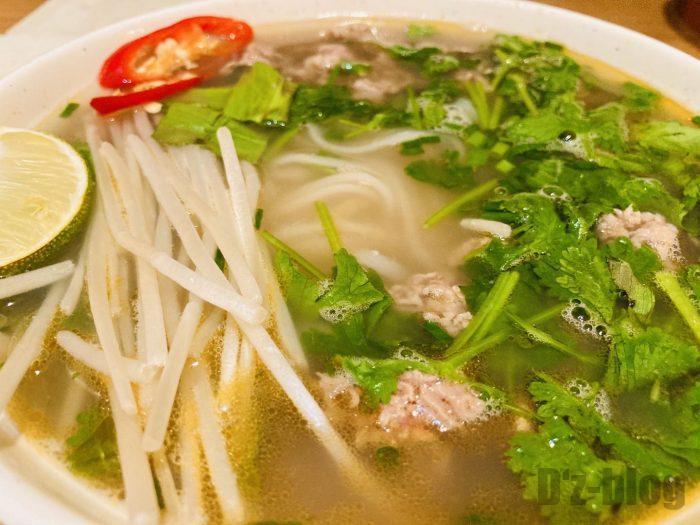 上海越糅越式牛肉粉