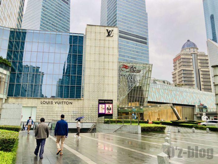 上海IFC百貨店