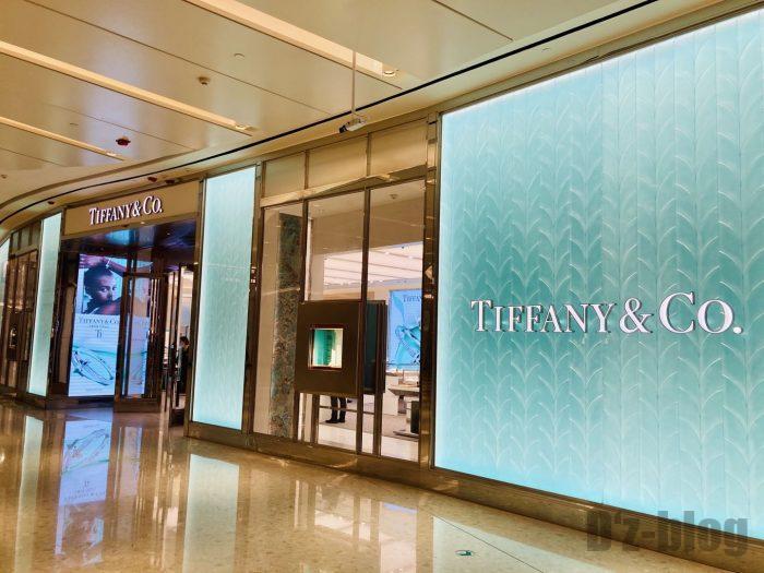 上海IFC百貨店Tiffany&CO
