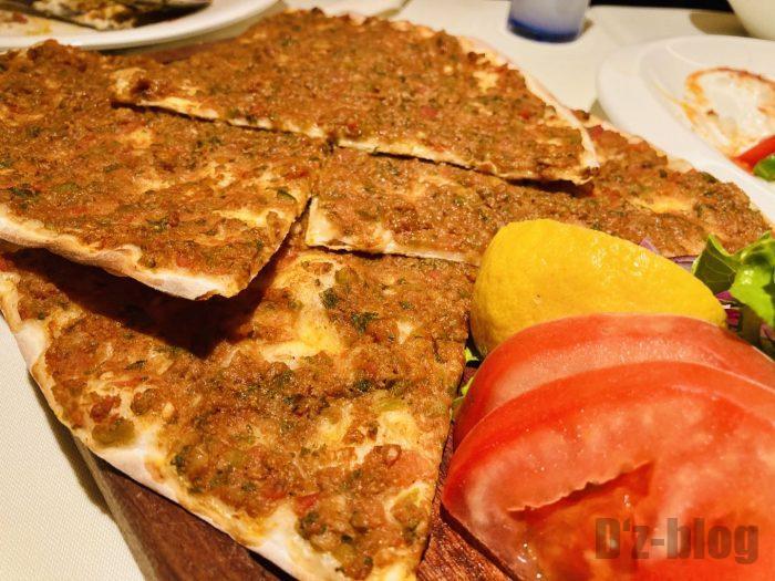 上海PashaTurkishRestaurant土耳其薄底披萨