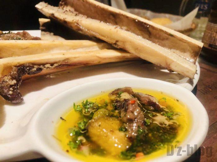 上海PashaTurkishRestaurant烤牛骨髄