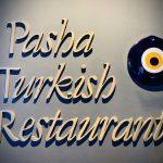 上海PashaTurkishRestaurant看板