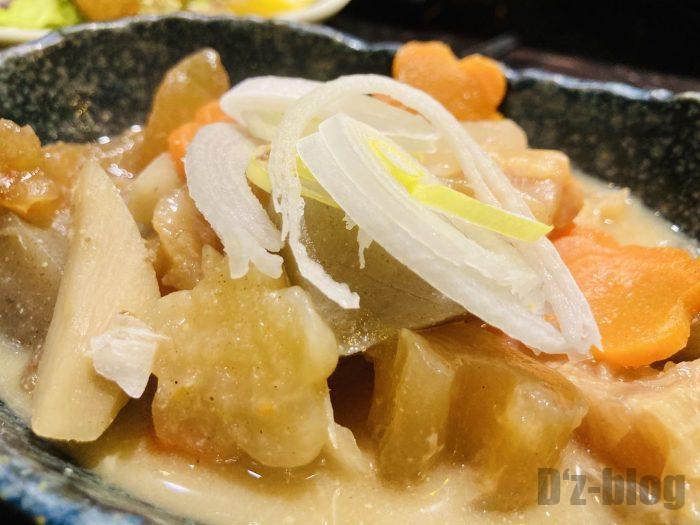 上海ころりどて煮
